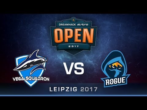 Vega Squadron vs Rogue [Map 1 BO1] DreamHack ASTRO Open Leipzig 2017