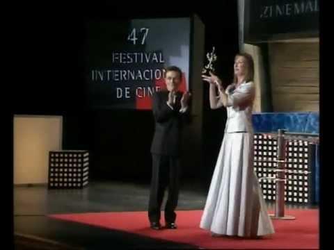 Gala Premio Donostia - Angelica Huston - 47 edición 1999