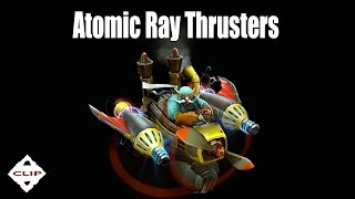 Dota 2 - Atomic Ray Thrusters - Gyrocopter ( Immortal Treasure 3 )