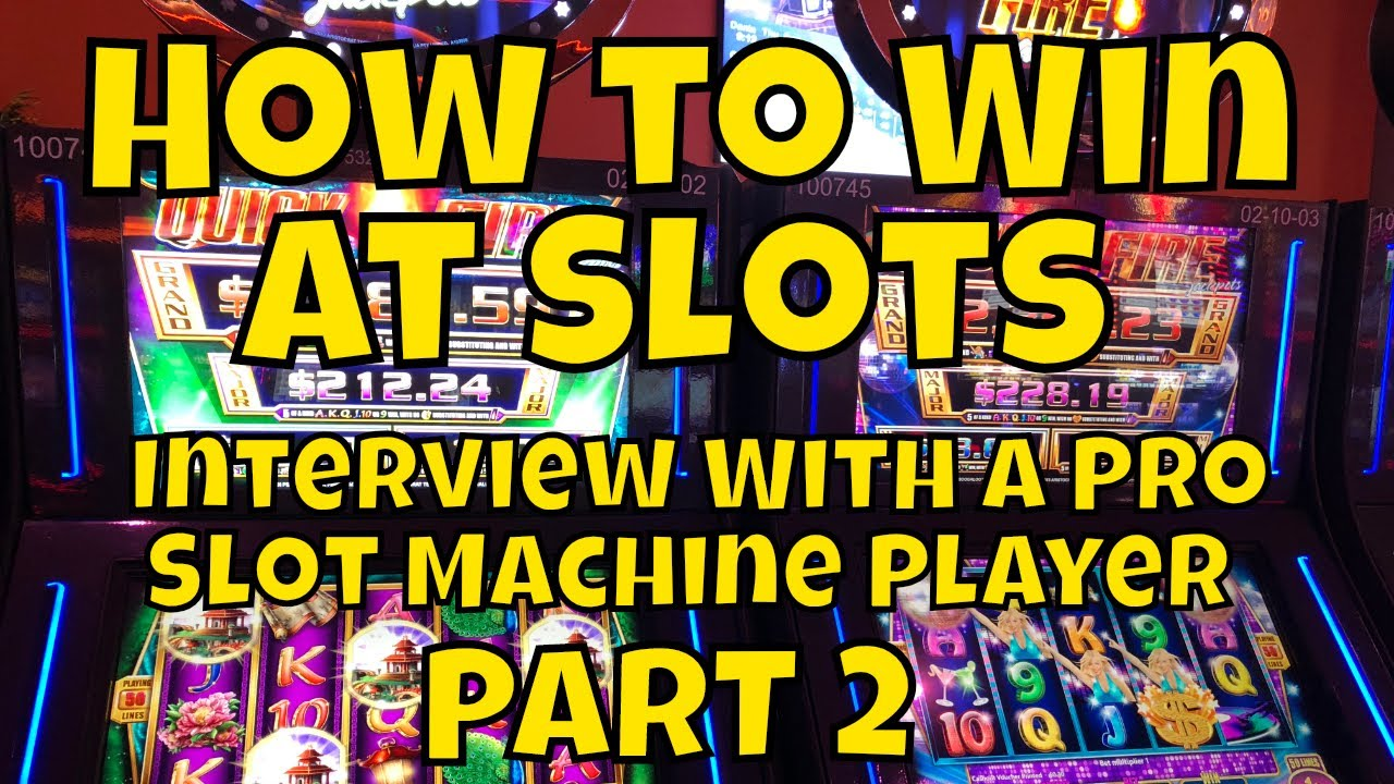 How To Cheat At Slots