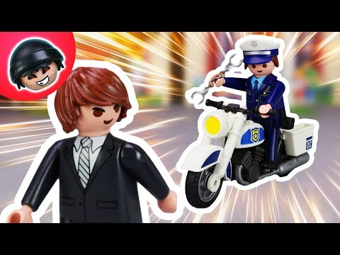 KARLCHEN KNACK #79 - Jagd auf El Presidente - Playmobil Polizei Film