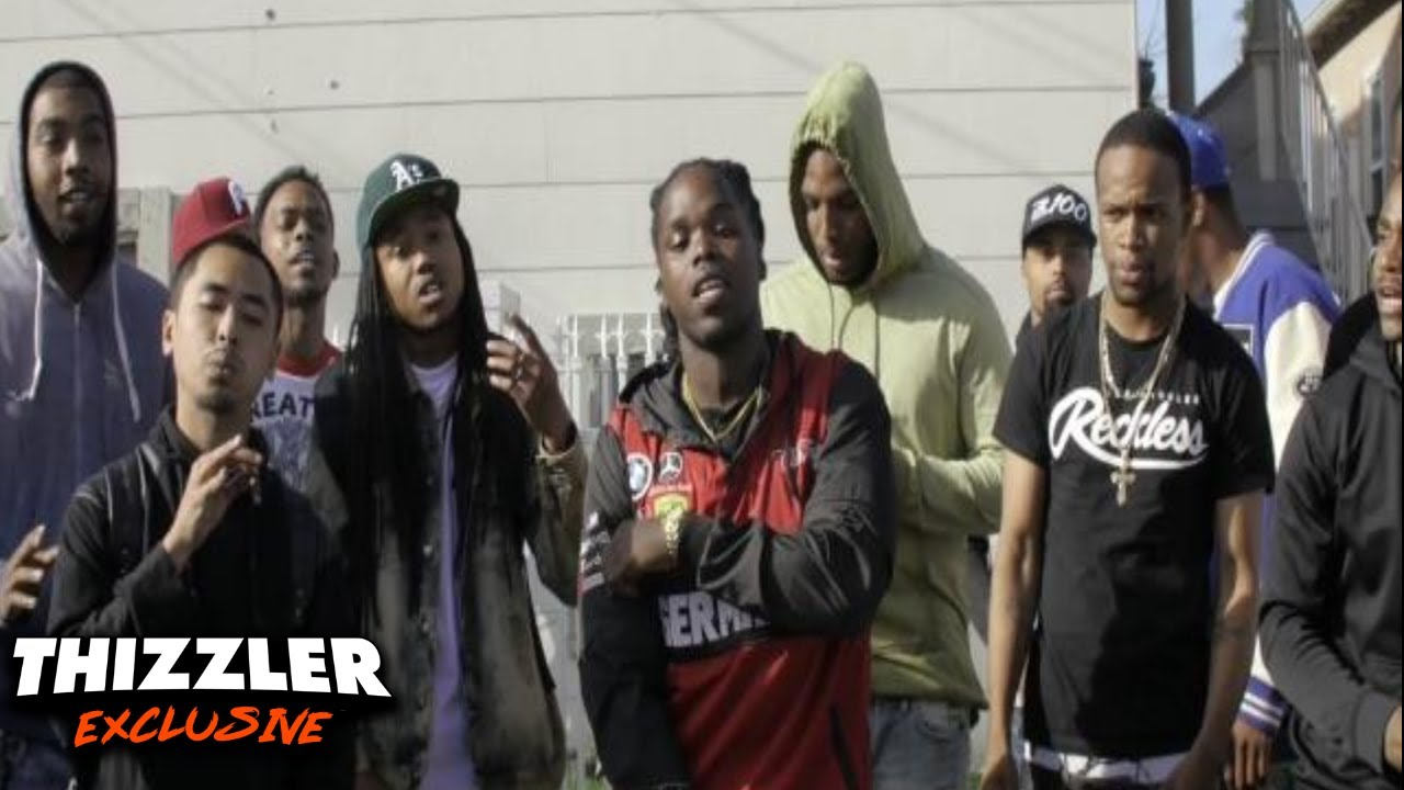 Download Lil Frost - They Kno (Exclusive Music Video) [Thizzler.com]