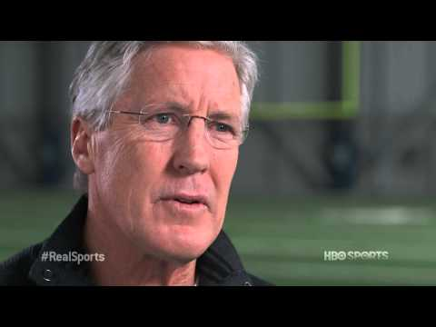 Russell Wilson and Pete Carroll on the Super Bowl Interception:  Real Sports Bonus Clip (HBO)