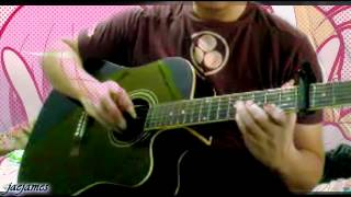 arranged and played by me acoustic guitar solo Piko ピコ Binbougami ga! 貧乏神が! Make My Day this anime is really fun to watch but i hated Bobby (the ...