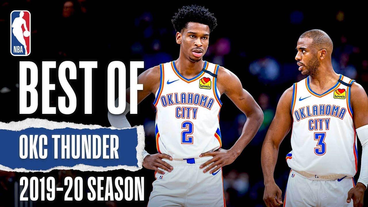 Download Best Of OKC Thunder | 2019-20 NBA Season