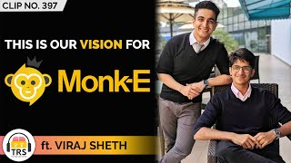 This Is Our VISION For Monk Entertainment ft. Viraj Sheth \u0026 @BeerBiceps | TheRanveerShow Clips