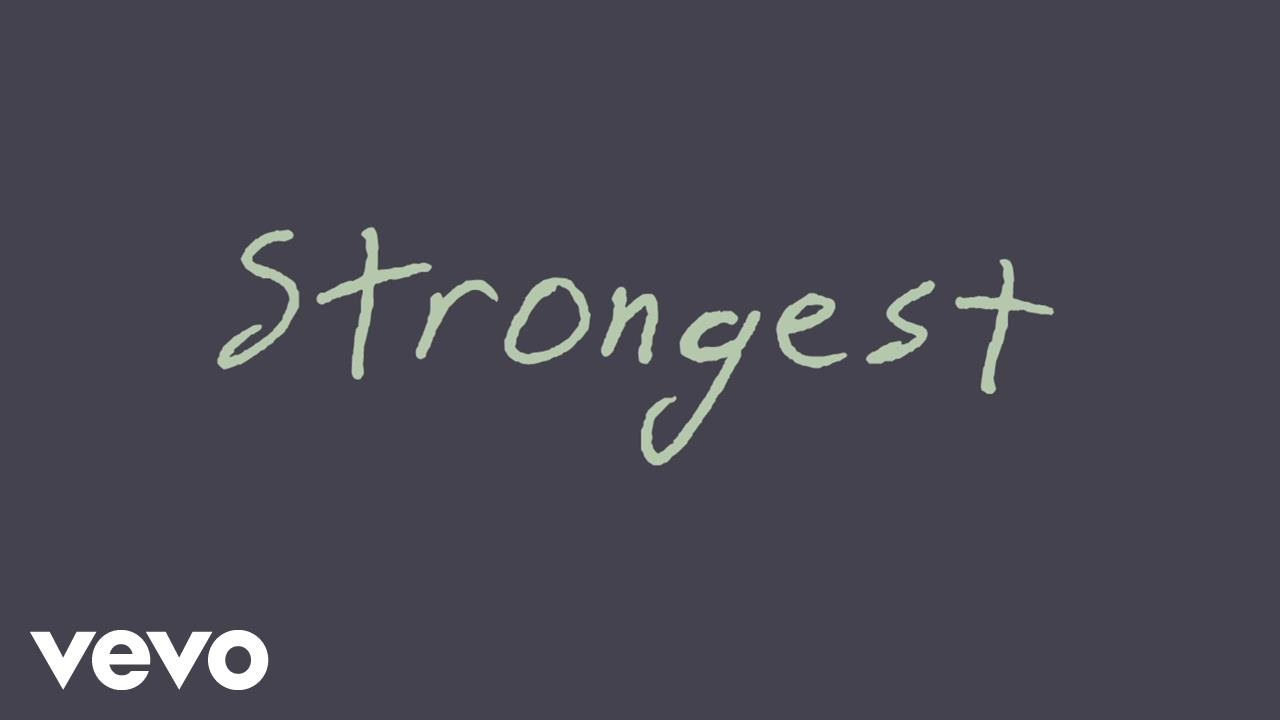 Ina Wroldsen - Strongest (Lyric Video)
