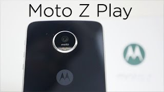 Moto Z Play In-depth Review the Energizer Bunny