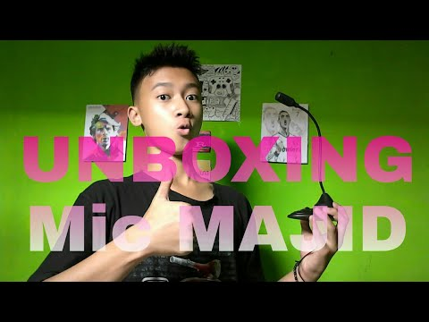 UNBOXING M-Tech 3.5mm Microphone With Stand Mic