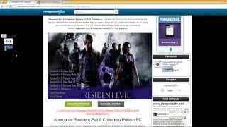 Descargar Resident Evil 6 Collectors Edition PC Game Español