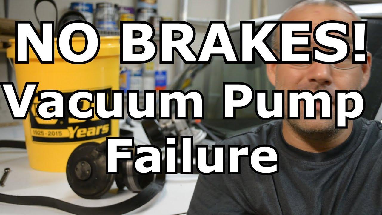 vacuum pump replacement ford f 250 7 3 diesel [ 1280 x 720 Pixel ]