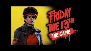 FRIDAY THE 13th : THE GAME - EL GRAN AMOR ENTRE FOX Y JASON-
