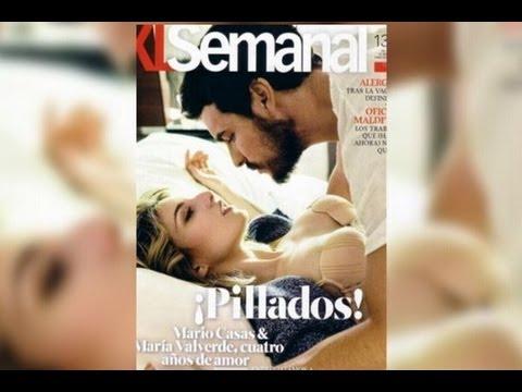 Mario Casas y María Valverde, en la intimidad