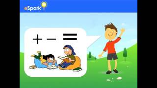 eSpark Learning: Word Problems - Addition and Subtraction Framing Video (Fa13, 1.OA Quest 6)
