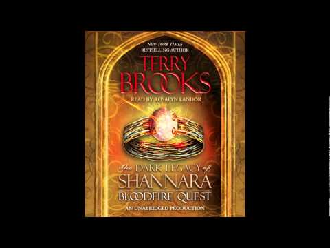 Bloodfire Quest by Terry Brooks, read by Rosalyn Landor book excerpt