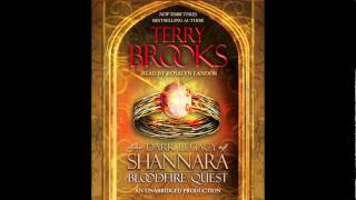 Bloodfire Quest by Terry Brooks, read by Rosalyn Landor (audiobook excerpt)