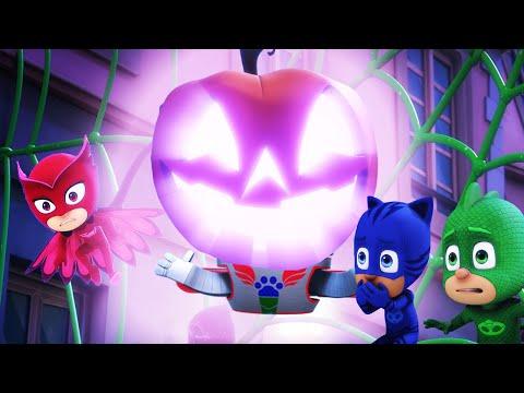 PJ Masks Full Episodes Season 3  Halloween Heroes  PJ Masks New Compilation 2019