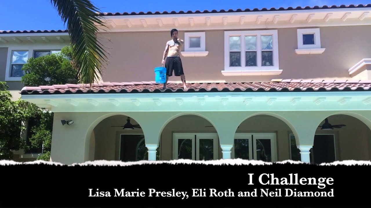 DJ ASHBA - ALS Ice Bucket Challenge