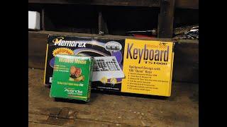 """Oddware: Diabetes Mouse & Memorex """"Turbo"""" Keyboard"""