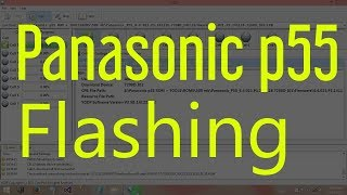 Panasonic p55- Flashing Stock Rom via YGDP Tool Step by Step Method