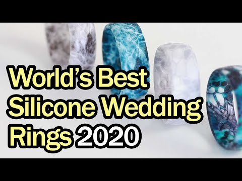 Best Silicone Wedding Rings 2020 – Why Choose Silicone Rings And Which Are Best