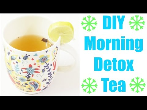 diy-morning-detox-tea-|-flat-stomach-|-lose-belly-fat-|-weight-loss