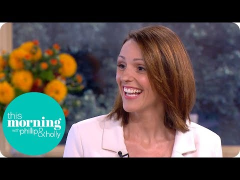 Suranne Jones Thought Twice About Returning to Doctor Foster | This Morning
