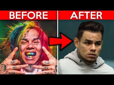 8 Rappers That Turned Their Life Around... (6ix9ine, Lil Pump, Cardi B & MORE!)