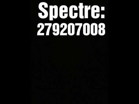 Alan Walker Spectre Roblox Music Id Youtube