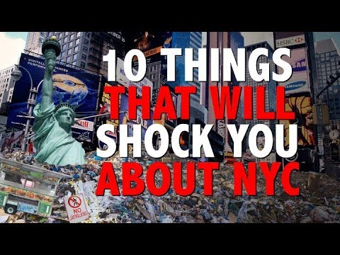 10 Things That Will SHOCK You About Visiting New York City !