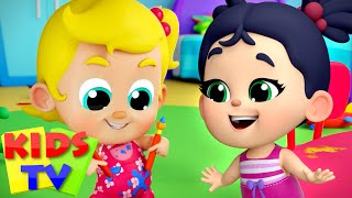 No No Song   Baby Toot Toot   Nursery Rhymes & Songs for Children   Kids Tv Cartoon