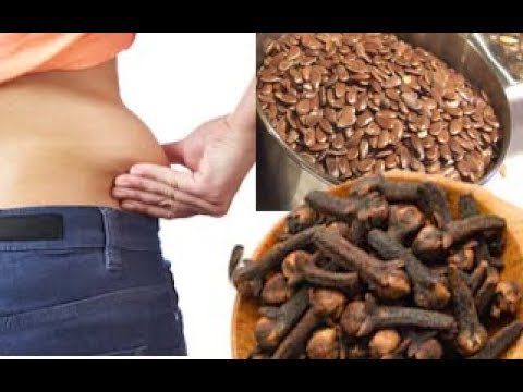 2 POWERFUL INGREDIENTS THAT CLEAN UP YOUR BODY FROM PARASITES & REDUCES FAT DEPOSITION
