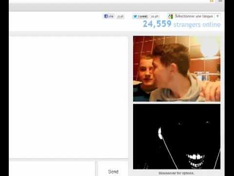 Scary Guy On Omegle - YouTube