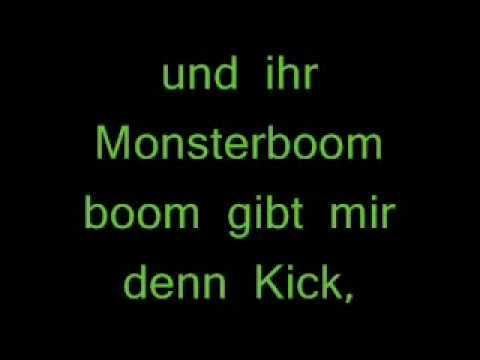 Monster  Culcha Candela Lyrics