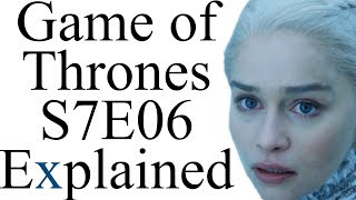 Video Game of Thrones S7E06 Explained download MP3, 3GP, MP4, WEBM, AVI, FLV September 2018