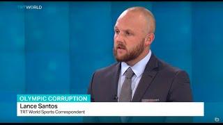 TRT World's Lance Santos explains the latest on the Olympic corruption