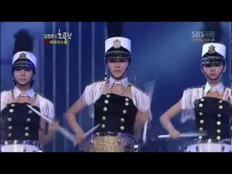 [Eng. Sub] After School - Let's Do it! Bang! Talk + Rhythm Nation