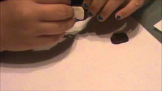 Polymer clay ice cream sandwich Thumbnail