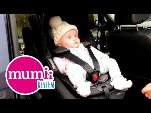 Recaro Zero.1 Elite I-Size Car Seat Review