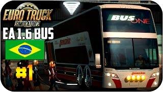 Busscar Panoramico DD 8x2 | EA 1.6 Bus map + terminales | 1.20 - 1.21 - 1.22