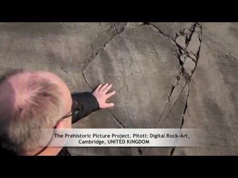 The Prehistoric Picture Project. Pitoti: Digital Rock-Art, Cambridge, UNITED KINGDOM