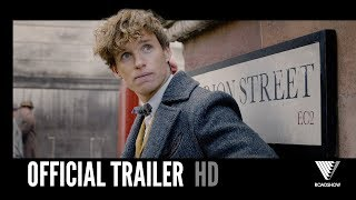 FANTASTIC BEASTS: THE CRIMES OF GRINDELWALD | Official Comic Con Trailer | 2018 [HD]