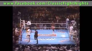 Sugar Ray Leonard vs Thomas Hearns II (1989-06-12, Caesars Palace, Las Vegas, Nevada, Full fight)