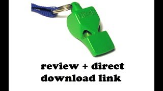 whistle Sound Effects All sounds review + direct download link thumbnail