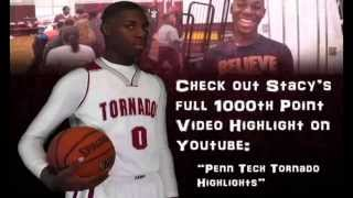 Stacy Thomas 2013-2014 Senior Highlights