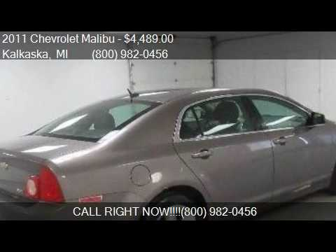 2011 chevrolet malibu ls 4dr sedan for sale in kalkaska for Voice motors kalkaska michigan