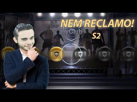 KONAMI ME OBRIGOU A TIRAR UM PRETO!!! '-' - PES 2017 MYCLUB BALL OPENING!!