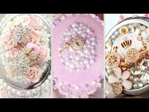 DOLLAR TREE HOBBY LOBBY DECORATIVE COMPACT MIRRORS