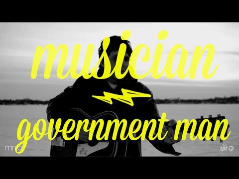 Artist Day Jobs: Dan Israel - Musician/Government Man