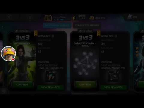 MCoC - Mastery Precision and Cruelty maxed big PI increase!!!